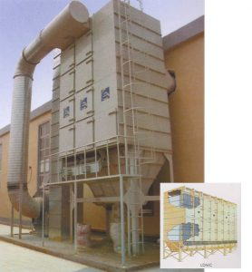 Gove Dust Extraction System