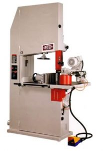 HB 800 Band Resaw