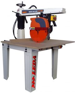 BS 999 Radial Arm Saw