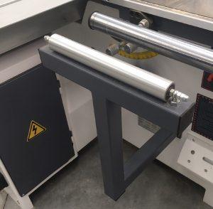 front loading roller