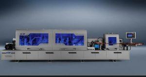 Portable automatic edge banding machine KE 468J